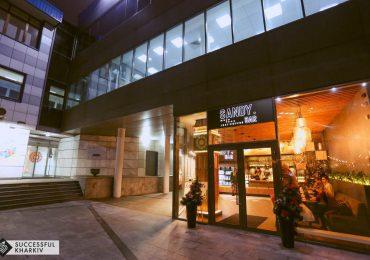 В Харькове открылась новая кофейня-пекарня Sandy.Bar