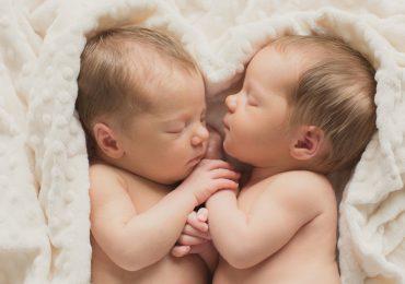 В Харькове родились две двойни
