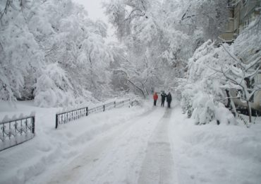 Горожане могут обращаться на «горячую линию» на случай надвигающихся снегопадов