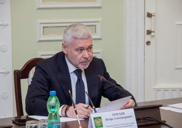 Терехов ответил на вопрос, будет ли он бороться за место Кернеса