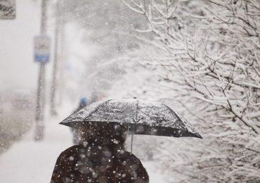 На Харьковщину надвигается новый снежный циклон