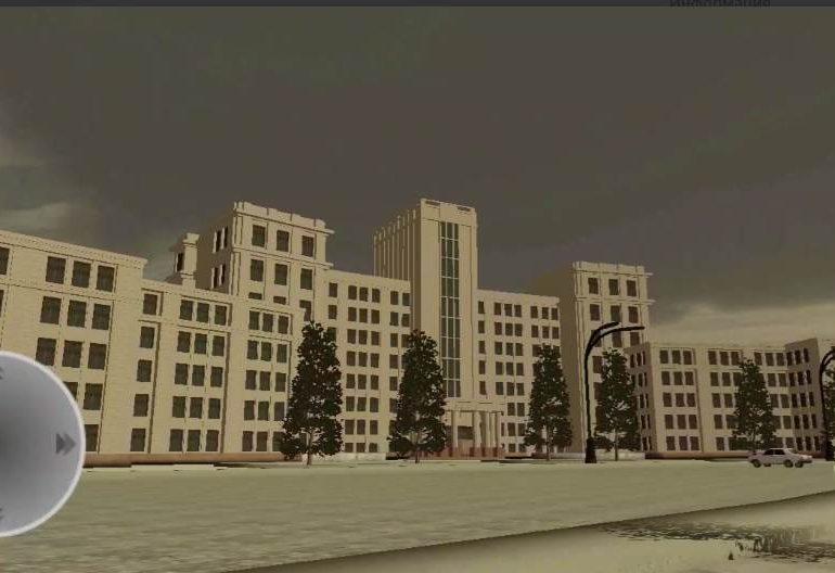Харьковчанин создал уникальную мобильную игру с городскими достопримечательностями