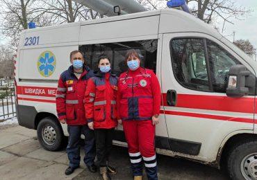 Его сердце остановилось: под Харьковом медики вернули к жизни 88-летнего пенсионера, фото