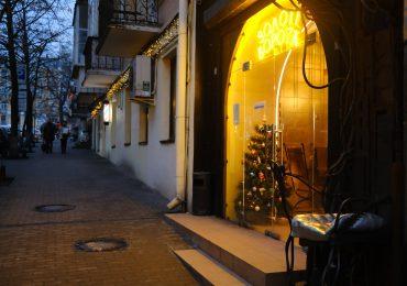Арт-кафе «Золоті ворота» на Лисенка