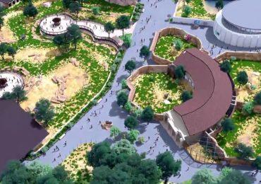 Реконструированный зоопарк будет открыт ко Дню города