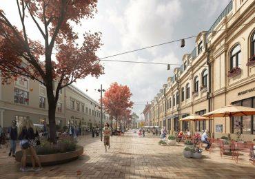 Улицу Сагайдачного на Подоле реконструируют: когда начнутся работы