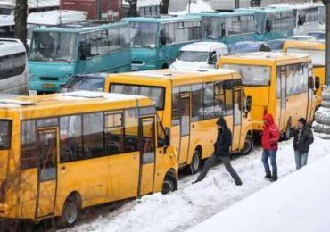 Цены на проезд в маршрутках по Киеву вырастут предположительно в апреле