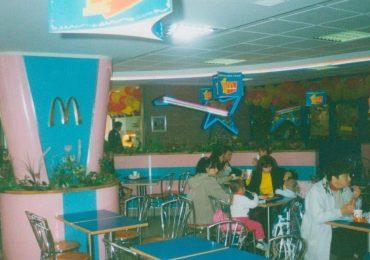 Соломка вместо картошки и шайбы взамен мяса: как в Киеве открывали первый «McDonalds»