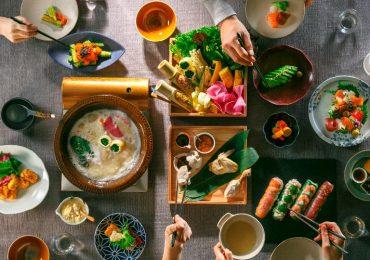 Японська кухня в ресторанах Києва: not only sushi