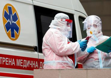 В Украине началась третья волна коронавируса – в правительстве не исключают новый жесткий локдаун