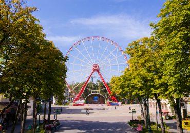 Харьковский парк Горького стал победителем  туристического конкурса SafeTravels