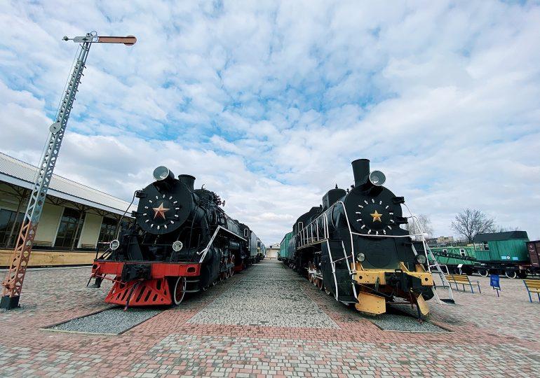 Музей истории и железнодорожной техники в Харькове