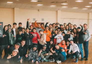9-11 апреля в Харькове пройдет Форум уличных культур 2021