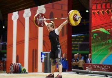Харьковчанка выиграла чемпионат Европы