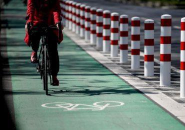 Терехов обещает велодорожку в центре Харькова