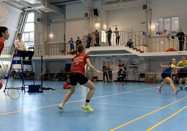 Юные харьковские бадминтонисты собрали все «золото» чемпионата Украины