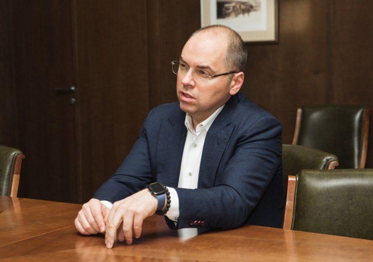 Степанова уволили с должности министра здравоохранения