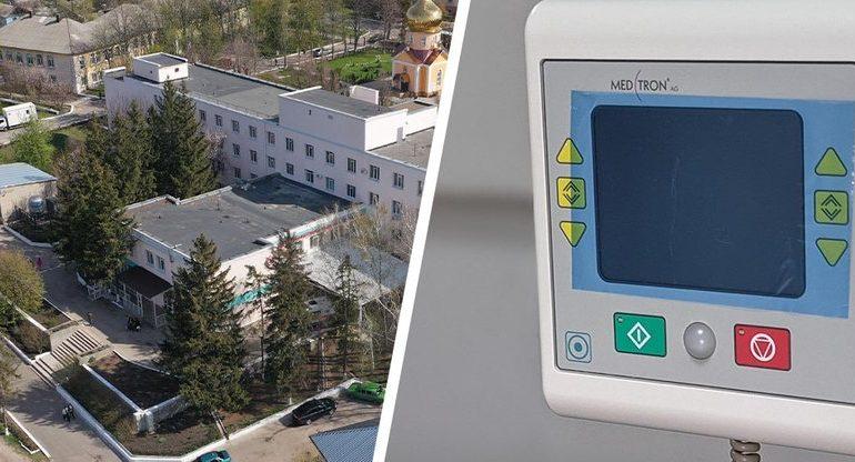 Як після реконструкції виглядає приймальне відділення в Куп'янську
