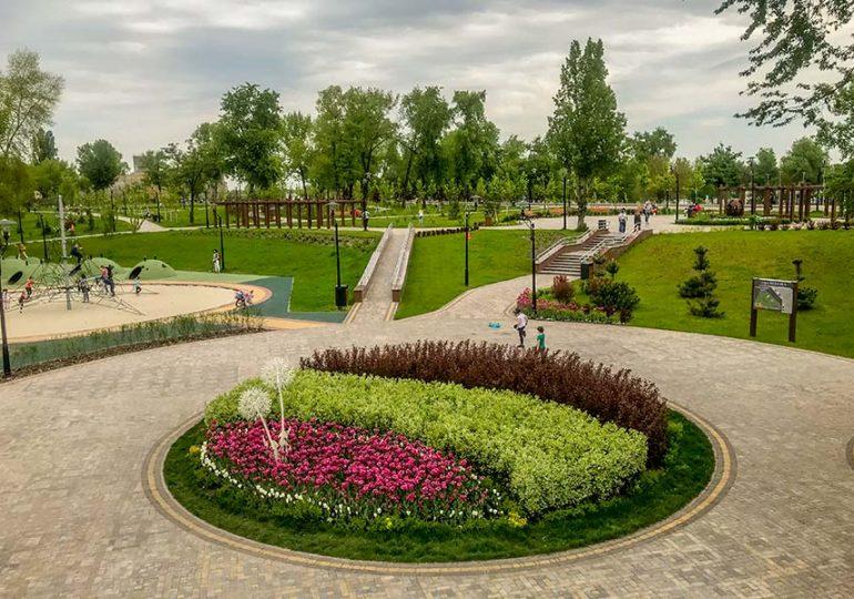 Топ-10 лучших парков Киева