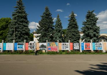 В Киеве на ВДНГ открыли арт-музей под открытым небом