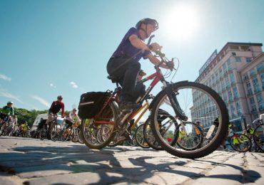 В Киеве велосипедисты перекроют центр города: как будет ходить общественный трансорт