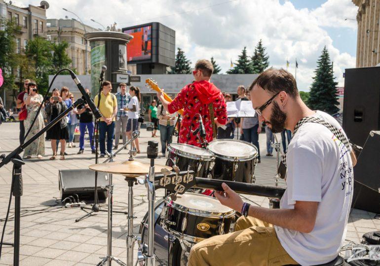 Музыкальное шествие и концерт на воде: в Харькове в понедельник – День музыки