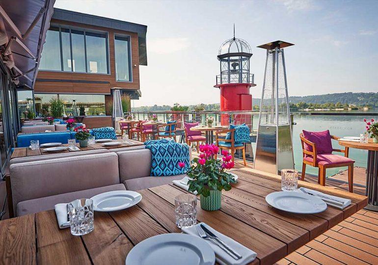 Літні тераси на лівому березі Києва: локації для спекотного літа
