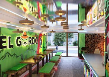 Тако з кактусом та автентичні мексиканські страви в новому закладі в Києві (El Gordo)