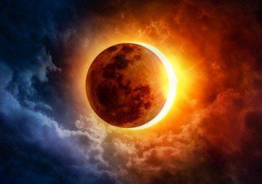 Через тиждень кияни побачать сонячне затемнення