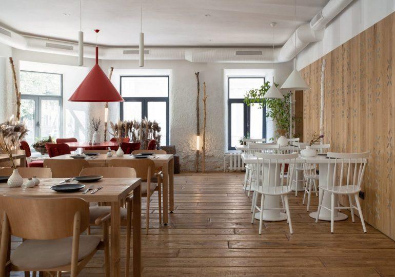 Естетична насолода: ТОП ресторанів Києва з унікальним дизайном