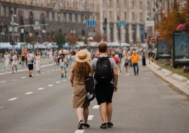 Больше всего иностранцев прилетели в Киев из США: сколько туристов посетили столицу в 2021 году