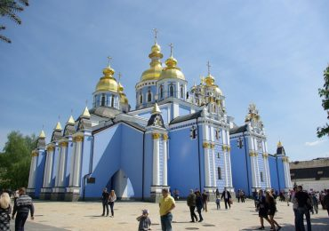 ТОП-5 зданий и церквей Киева в украинском стиле
