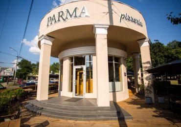Новый ресторан итальянской кухни — пиццерия Parma