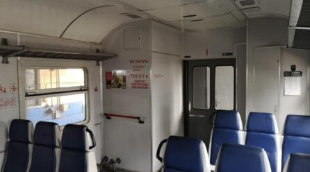 В Харькове модернизируют пригородные электрички
